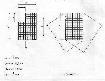 Контактно заварени решетки - SP  по DIN 24 537