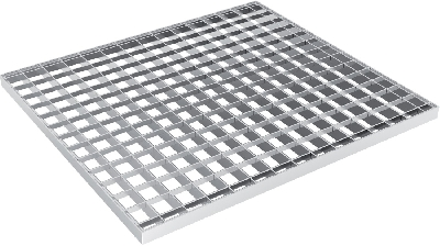 Пресовани решетки - P  по DIN 24 537