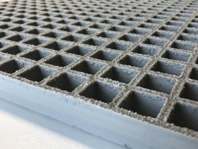 Решетки от фибростъкло - GRP/GFK